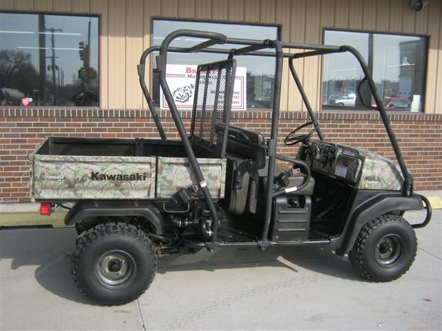 2007 Kawasaki 3010 Mule
