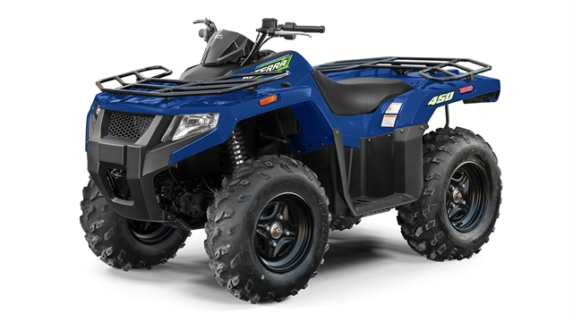 2021 Arctic Cat Alterra 450 4x4 at Harsh Outdoors, Eaton, CO 80615