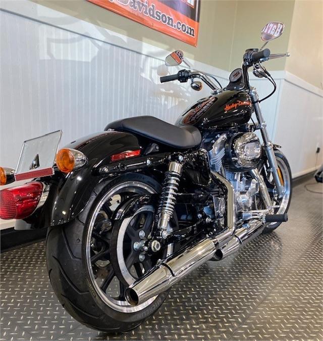 2014 Harley-Davidson Sportster SuperLow at Gasoline Alley Harley-Davidson (Red Deer)