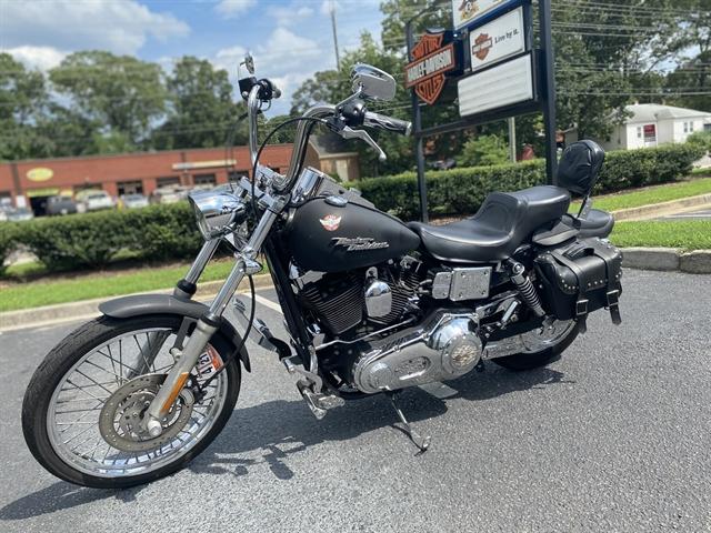 2001 HARLEY FXDWG at Southside Harley-Davidson