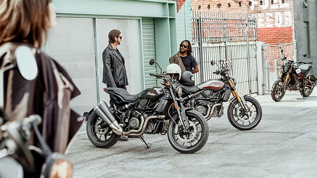 New 2019 Indian FTR 1200 Base