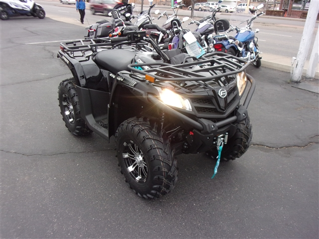 2019 CFMOTO CFORCE 500S at Bobby J's Yamaha, Albuquerque, NM 87110