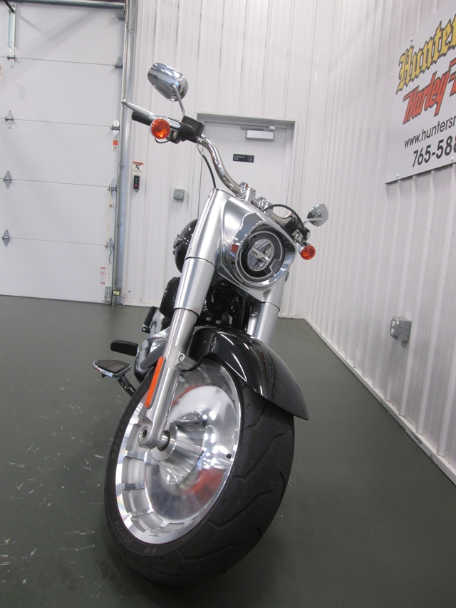 2018 Harley-Davidson Softail Fat Boy® 114 at Hunter's Moon Harley-Davidson®, Lafayette, IN 47905