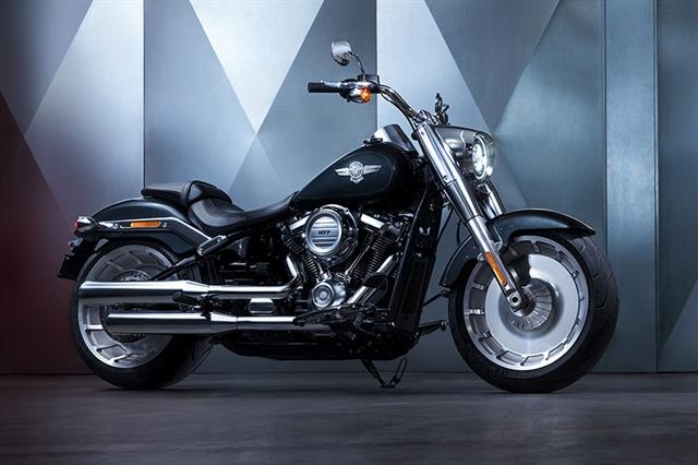 2018 Harley-Davidson Softail Fat Boy® 114 at Hunter's Moon Harley-Davidson®, Lafayette, IN 47905