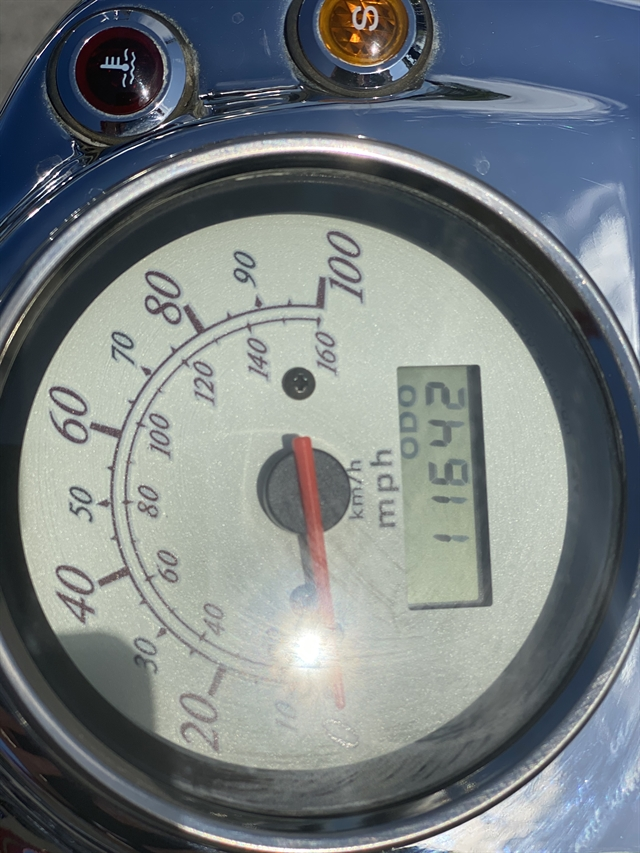 2003 Honda VT750CD3 at Fort Myers