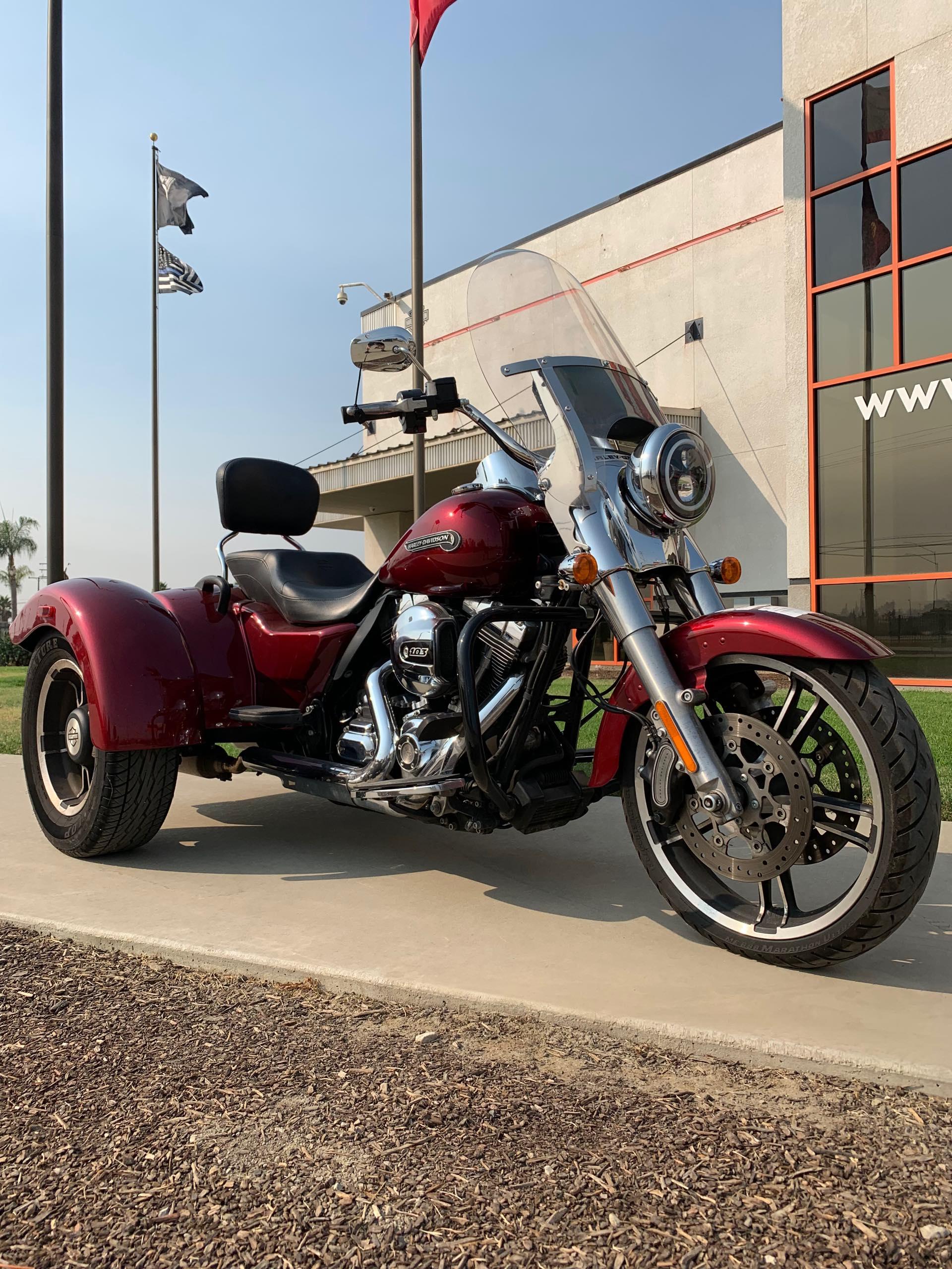 2016 Harley-Davidson Trike Freewheeler at Visalia Harley-Davidson