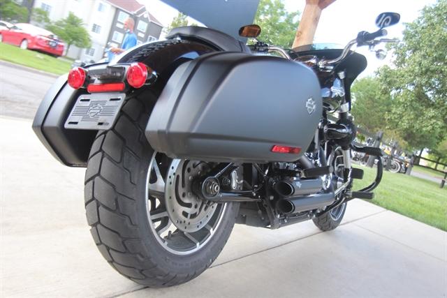 2019 Harley-Davidson Softail Sport Glide at Outlaw Harley-Davidson