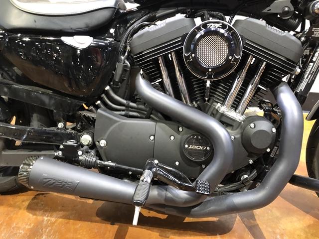 2019 Harley-Davidson Sportster Iron 1200 at Mike Bruno's Bayou Country Harley-Davidson