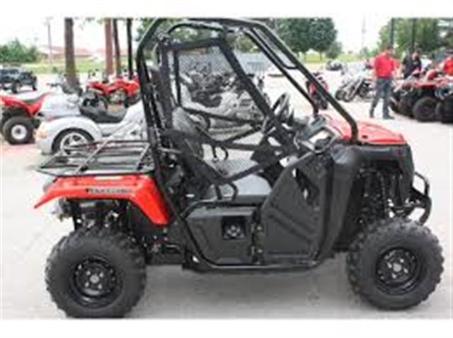 2019 Honda Pioneer 500 Base at Kent Motorsports, New Braunfels, TX 78130