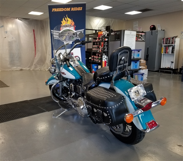 1990 Harley Davidson Heritage Softail at Freedom Rides, Lincoln, CA 95648