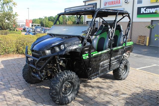 2017 Kawasaki Teryx4 Base at Extreme Powersports Inc