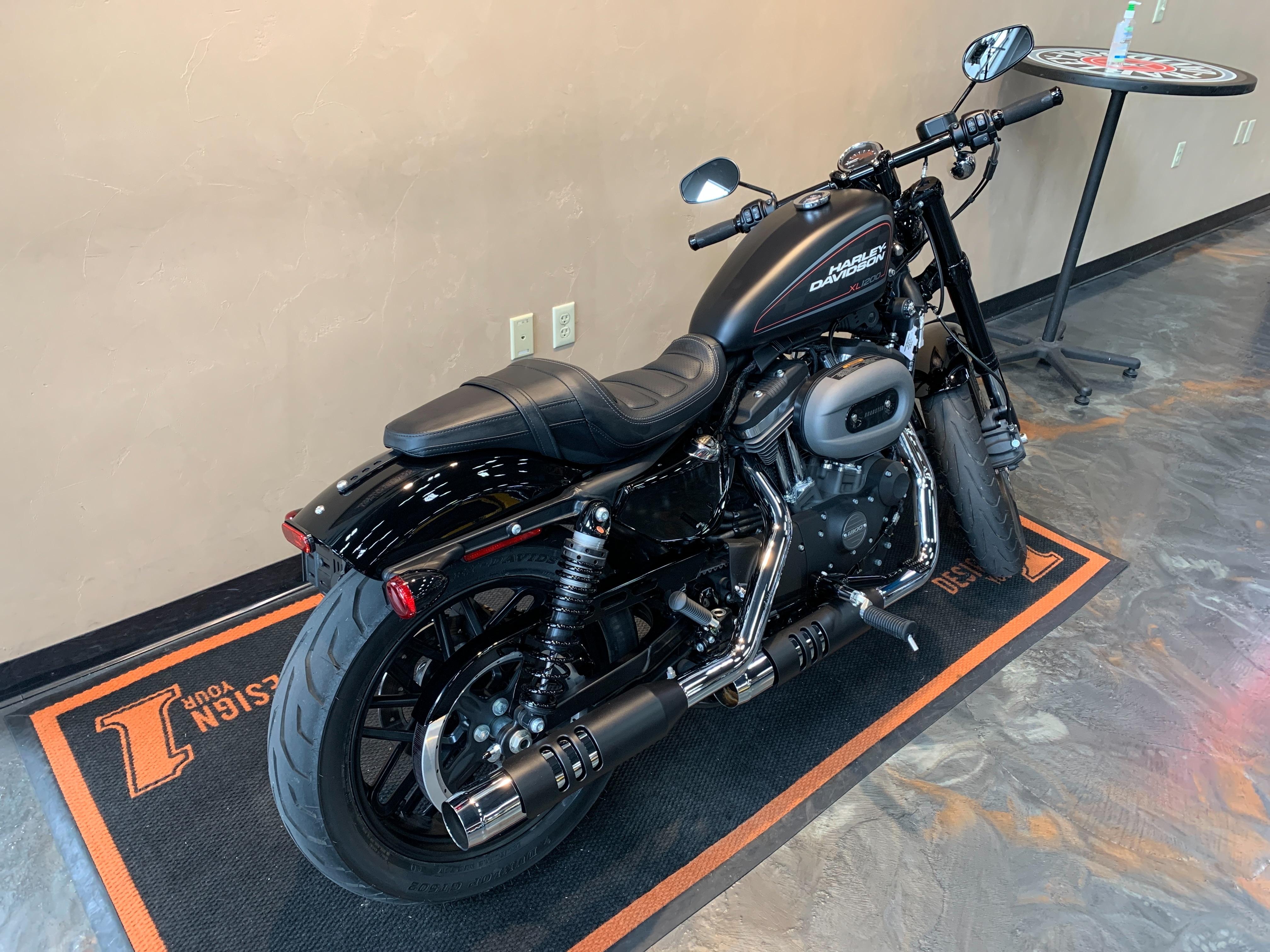 2020 Harley-Davidson Sportster Roadster at Vandervest Harley-Davidson, Green Bay, WI 54303