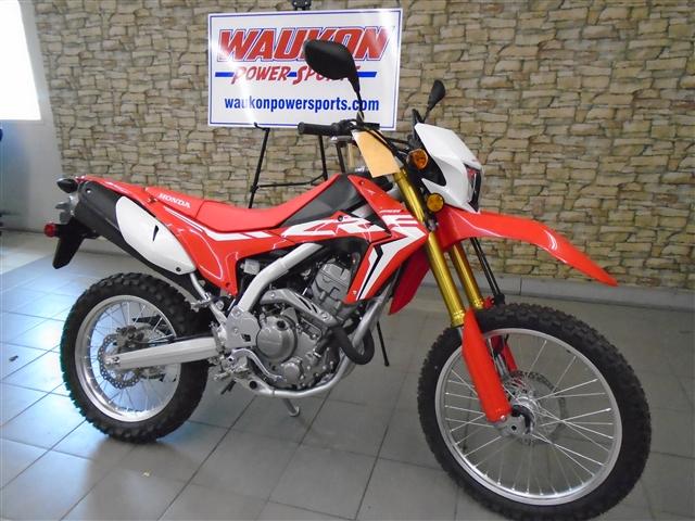 2018 Honda CRF® 250L ABS at Waukon Power Sports, Waukon, IA 52172