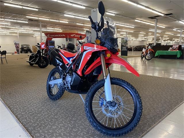 2020 Honda CRF 250L Rally at Columbia Powersports Supercenter
