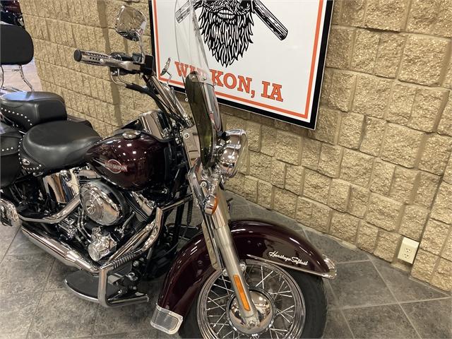 2006 Harley-Davidson Softail Heritage Softail Classic at Iron Hill Harley-Davidson