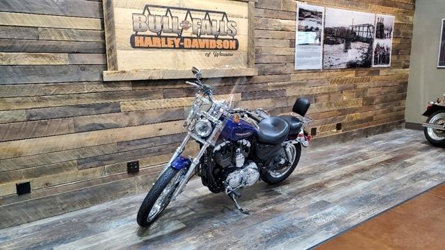 2007 Harley-Davidson Sportster 1200 Custom at Bull Falls Harley-Davidson