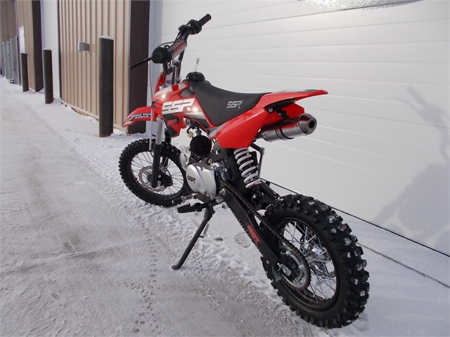 2021 SSR Motorsports SR125 Base at Nishna Valley Cycle, Atlantic, IA 50022