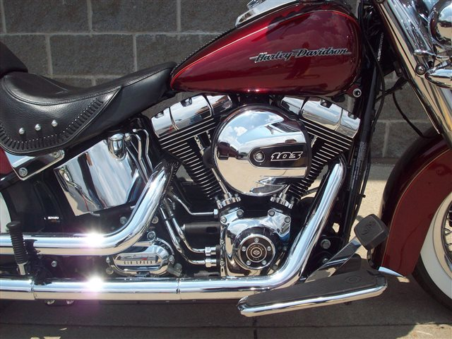 2016 Harley-Davidson Softail Deluxe at Indianapolis Southside Harley-Davidson®, Indianapolis, IN 46237