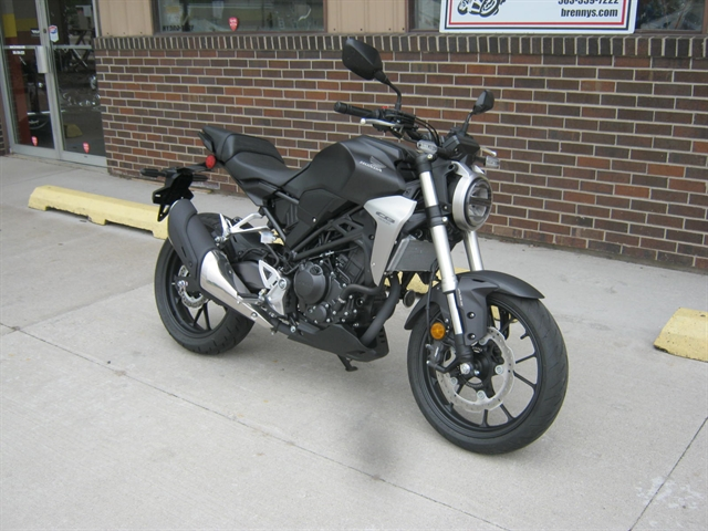 2019 Honda CB300R ABS at Brenny's Motorcycle Clinic, Bettendorf, IA 52722