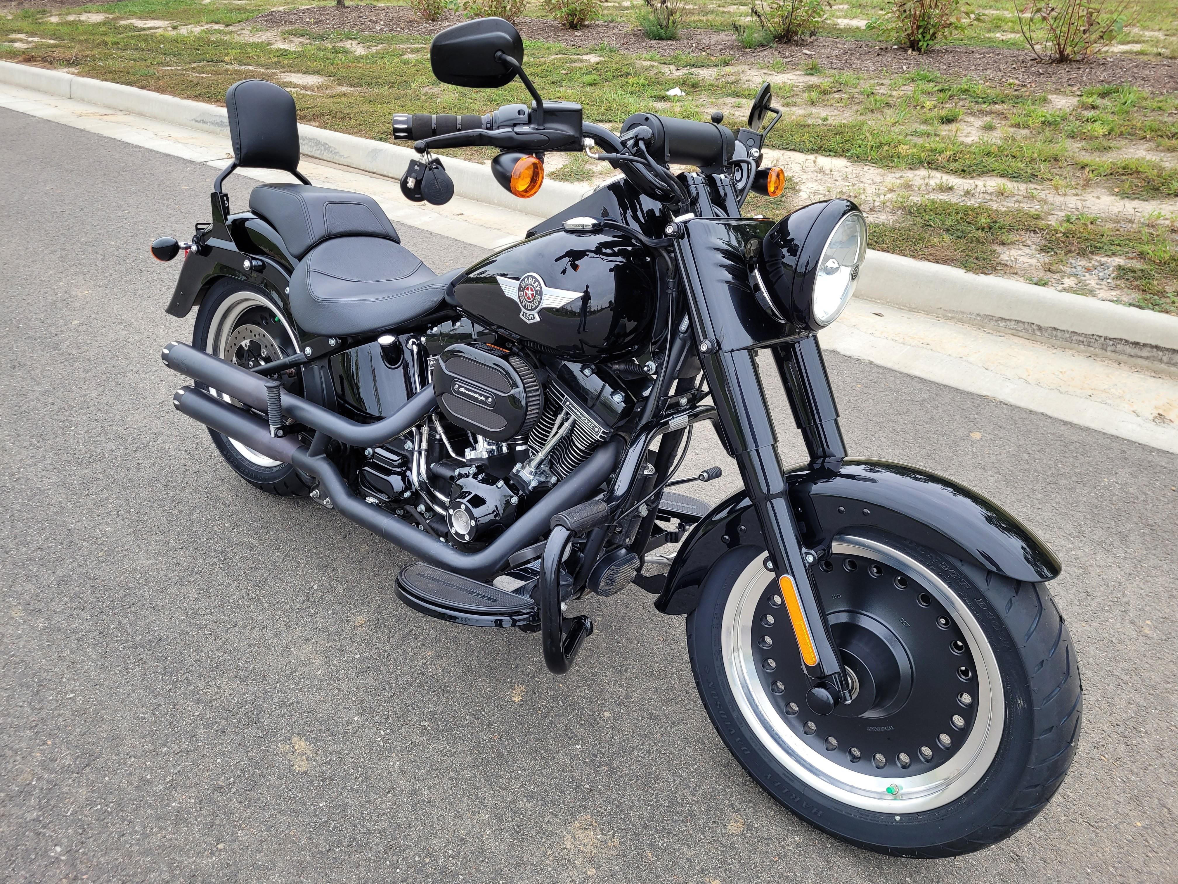 2016 Harley-Davidson S-Series Fat Boy at Richmond Harley-Davidson