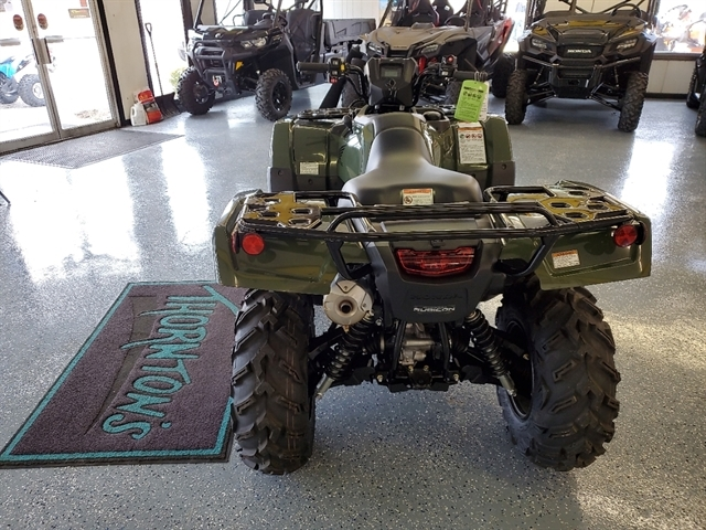 2020 Honda FourTrax Foreman Rubicon 4x4 Automatic DCT EPS at Thornton's Motorcycle - Versailles, IN