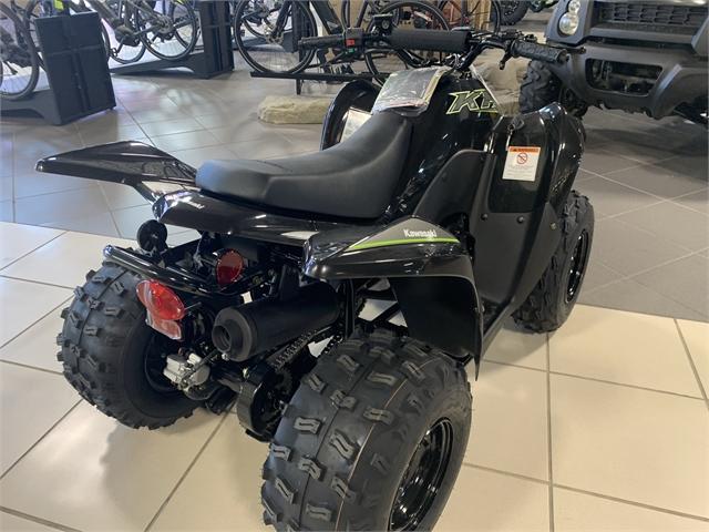 2022 Kawasaki KFX 90 at Star City Motor Sports