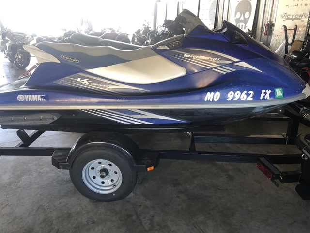 2010 Yamaha WAVE RUNNER VX DELUXE at Youngblood RV & Powersports Springfield Missouri - Ozark MO