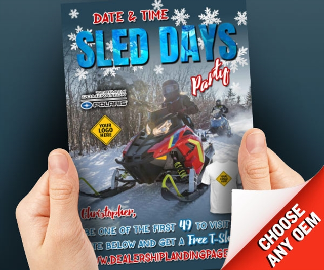 Sled Days Powersports at PSM Marketing - Peachtree City, GA 30269