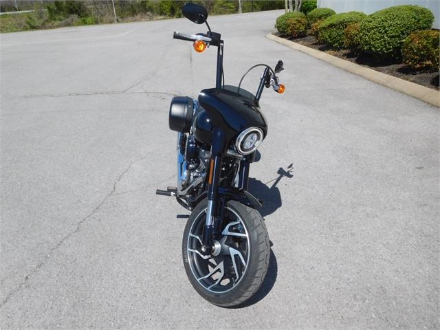2018 Harley-Davidson Softail Sport Glide at Bumpus H-D of Murfreesboro