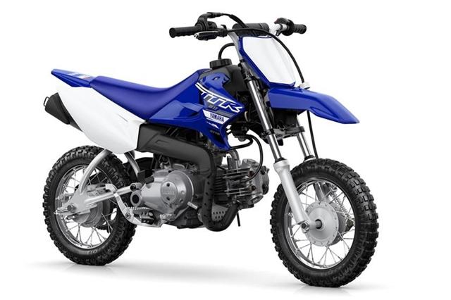 2019 Yamaha TT-R 50E at Lynnwood Motoplex, Lynnwood, WA 98037