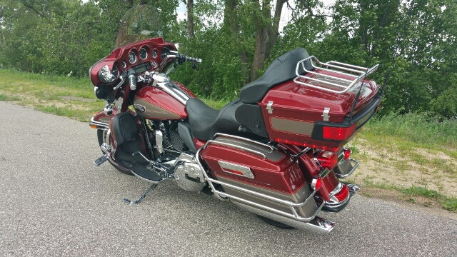 2009 Harley-Davidson Electra Glide Ultra Classic at Harley-Davidson® Shop of Winona, Winona, MN 55987