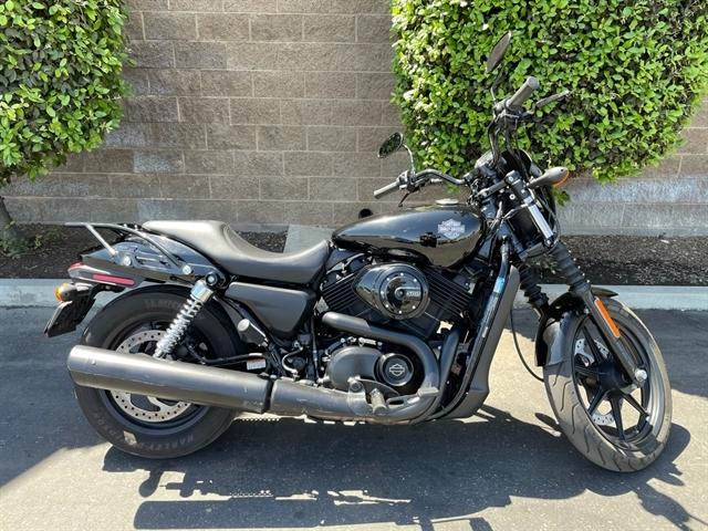 2016 Harley-Davidson Street 500 at Fresno Harley-Davidson