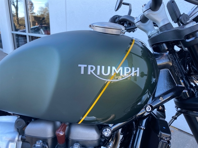 2021 Triumph Scrambler 1200 XC at Frontline Eurosports