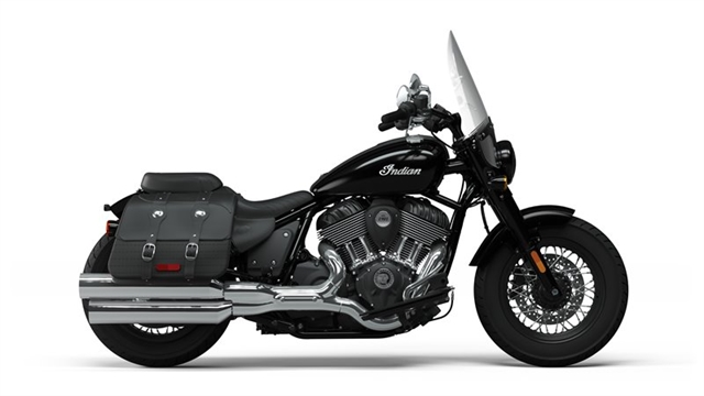 2022 Indian Chief Super Chief ABS at Fort Lauderdale