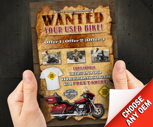 WANTED - Your Used Bike!  at PSM Marketing - Peachtree City, GA 30269