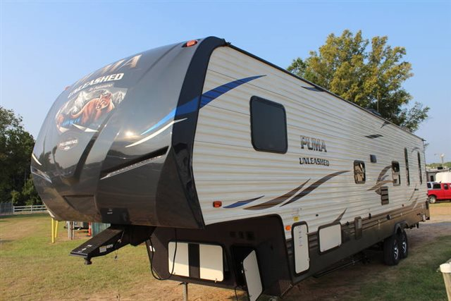 2019 Palomino Puma Unleashed 384FQS Toy Hauler at Campers RV Center, Shreveport, LA 71129