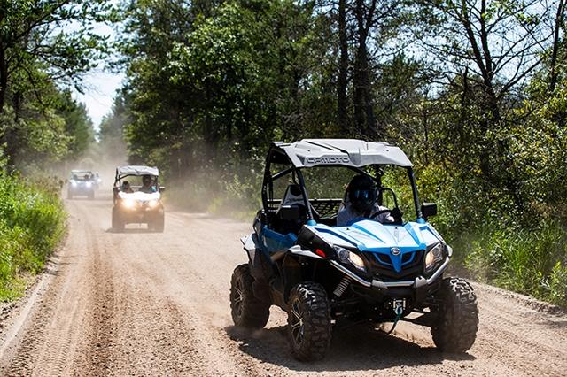 2020 CFMOTO ZFORCE 800 Trail at Garden State Harley-Davidson