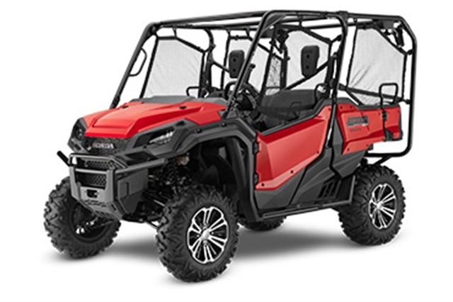 2018 HONDA PIONEER 1000 5-SEAT DLX Deluxe at Genthe Honda Powersports, Southgate, MI 48195
