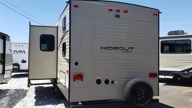 2019 Keystone Hideout (East) 28BHS at Youngblood Powersports RV Sales and Service