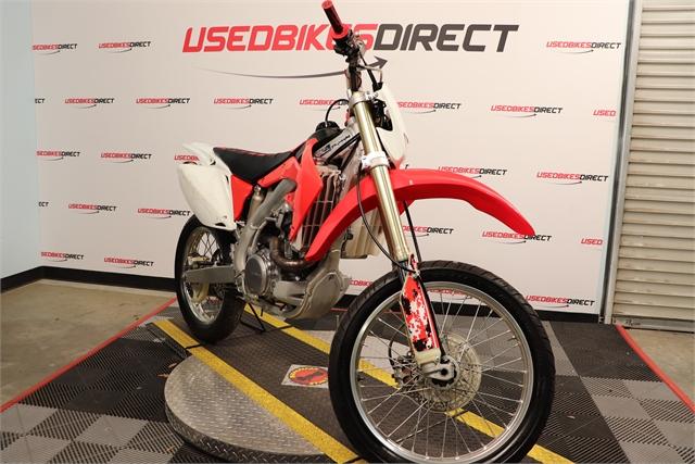 2016 Honda CRF 450X at Used Bikes Direct