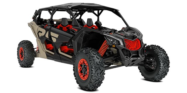 2021 Can-Am Maverick X3 MAX X rs TURBO RR With SMART-SHOX at Wild West Motoplex