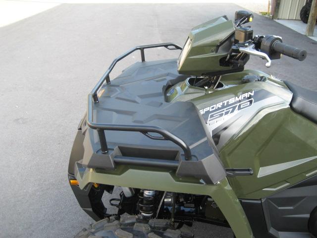 2020 Polaris 570 Sportsman 6x6 at Fort Fremont Marine