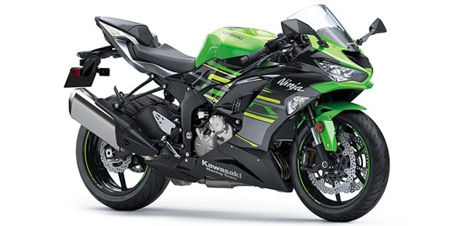 2019 Kawasaki Ninja® ZX™-6R ABS KRT Edition at Sloans Motorcycle ATV, Murfreesboro, TN, 37129