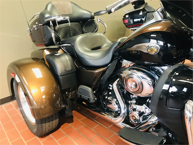 2013 Harley-Davidson Trike Tri Glide Ultra Classic 110th Anniversary Edition at Rooster's Harley Davidson