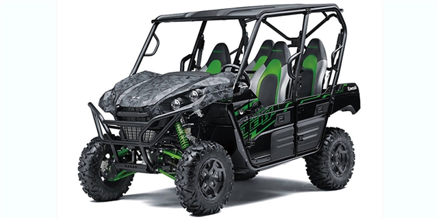 2021 Kawasaki Teryx4 LE at Hebeler Sales & Service, Lockport, NY 14094
