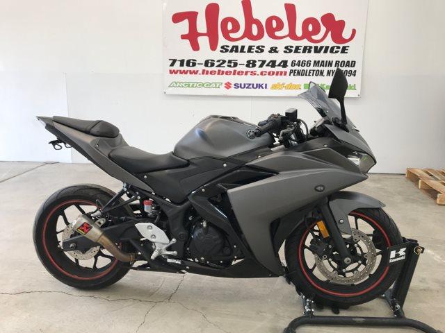 2016 Yamaha YZF R3 at Hebeler Sales & Service, Lockport, NY 14094