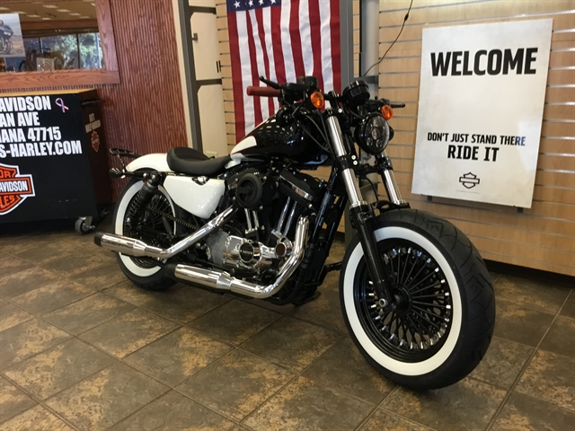 2018 Harley-Davidson Sportster Forty-Eight Special at Bud's Harley-Davidson