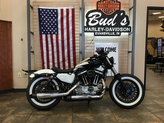 2018 Harley-Davidson Sportster Forty-Eight Special at Bud's Harley-Davidson Redesign