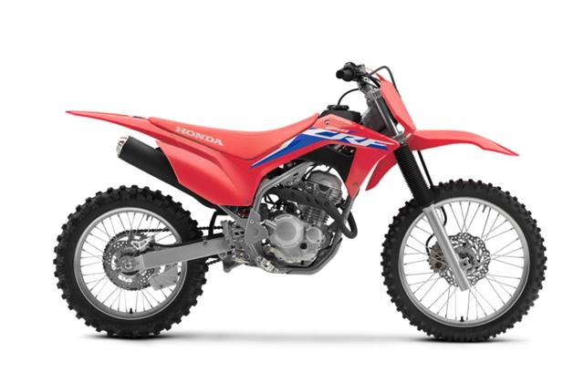 2022 Honda CRF250F at Martin Moto