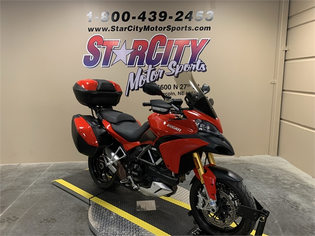 2010 Ducati Multistrada 1200 at Star City Motor Sports